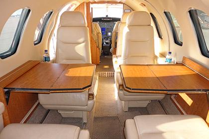 Charter Jet 2