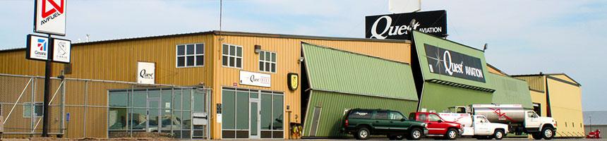Quest Aviation Building